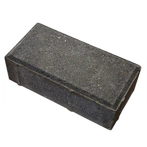 Вибропрессованная тротуарная плитка Брусчатка 200х100х60 мм