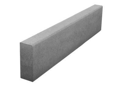 Бордюр тротуарный вибролитьевой 1000х220х70 мм
